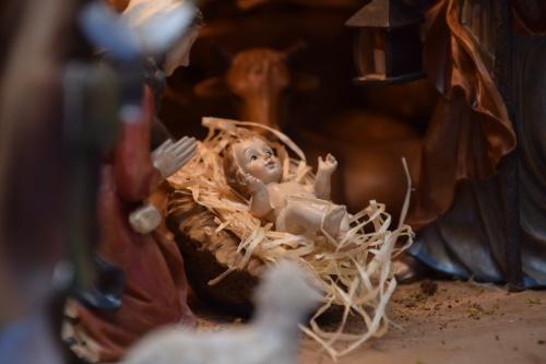 Adoracja Bożego Żłóbka w Panewnikach